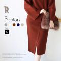 【SET ITEM】dolly-sean 日本製 フロントスリットタイトスカート(M-8515)▼