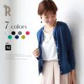 【特別価格】tricot tricot 日本製 コットン100%ライトカーディガン(811727)★メール便▼