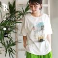 Hunch フォトプリントTシャツ(WIS0069)(WIS0070)【2018 S/S】★メール便配送▼