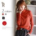 【特別価格】Buyer's select 【Yamagata Knit】日本製 タートルリブニット(852-65523)▼