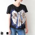 【特別価格】 CYNICAL バンダナスカーフTシャツ (912-95123)▼