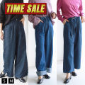 【TIME SALE】 デザインデニム(174035/595045/164004)【2019 A/W】▼
