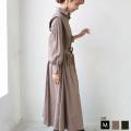 【特別価格】 CYNICAL デザインシャツコットンワンピース (952-95097)【2020 S/S】▼