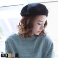 【ポイント100%還元】Field Scene リネン混ベレー帽(RX53478)