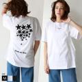 【送料無料】Account オーバーサイズロゴTシャツ(20112043)【メール便】
