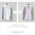 CYNICAL袖切替え異素材ミックスシャツ(512-95105)