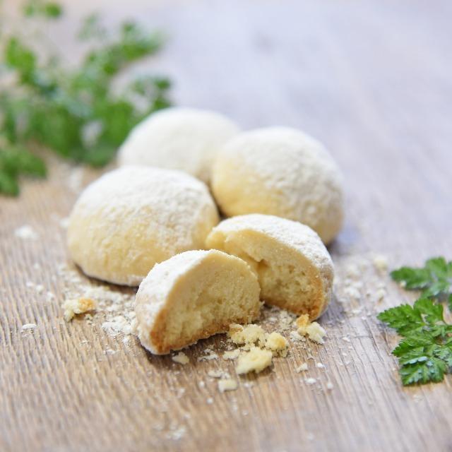 ブールドネージュ スノーボールクッキー 米粉