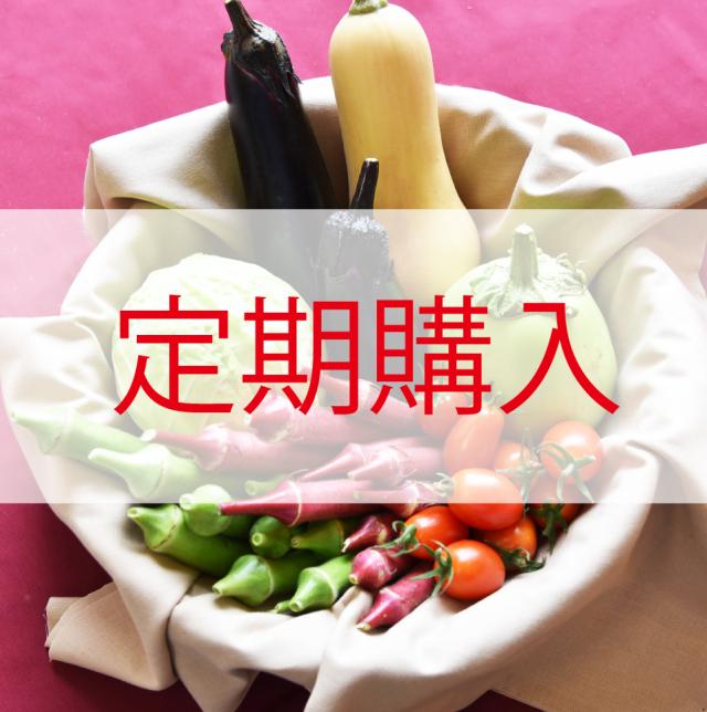 定期野菜便夏