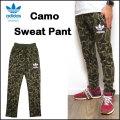 アディダス メンズ スウェットパンツ CAMO SWEAT PANT BK5901