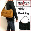 送料無料【MINNETONKA】ミネトンカ【HOBO Fringe Handbag】ホボ 2段フリンジ ハンドバッグ/ショルダー