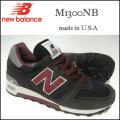 NEW BALANCE/ニューバランス/スニーカー/M1300 NB/グレイ/MADE IN USA/ランニング/シューズ