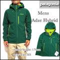 パタゴニア ジャケット メンズ #83415 Adze Hybrid Hoody マウンテンパーカー