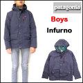 パタゴニア キッズ ジャケット #68460 BOYS INFURNO ジャケット マウンテンパーカー