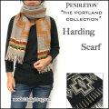 【Pendleton /The Portland Collection】ペンドルトン ポートランド コレクション【Harding Scarf】ウール ハーディング スカーフ