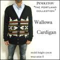 Pendleton /The Portland Collection/ペンドルトン/ポートランド コレクション/カーディガン/Wallowa Cardigan/ブラック/ウール