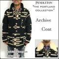 Pendleton /The Portland Collection/ペンドルトン/アーカイブ コート/ポートランド コレクション/Archive Coat/ウール ジャケット