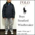 POLO RALPH LAUREN/ラルフローレン/ジャケット/パーカー/ボーイズ/ウィンドブレーカー/A.ネイビー/BOYS/Stratford Windbreaker