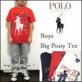 ラルフローレン/Ralph Lauren/Tシャツ/ボーイズ/キッズ/BOYS BIG PONY TEE/ビッグポニー ティーシャツ