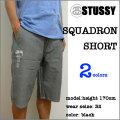 【STUSSY】ステューシー【#12378 SQUADRON SHORT】シャンブレー ショートパンツ/ハーフパンツ