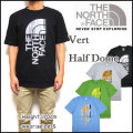 ノースフェイス Tシャツ メンズ 半袖 VERT HALF DOME TEE ティーシャツ