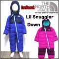 THE NORTH FACE/ノースフェイス/キッズ/ベビー/ダウンスノースーツ/LIL' SNUGGLER DOWN BUNTING/カバーオール/防寒