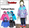 ノースフェイス/キッズ/マウンテンパーカー/Toddler Tailout Rain/レインジャケット/ウィンドブレーカー