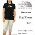 THE NORTH FACE/ザ・ノースフェイス/Tシャツ/レディース/ハーフドーム/Women's Half Dome T/ブラック/ティーシャツ