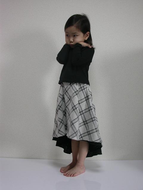 Ma Cherie プレコススカート