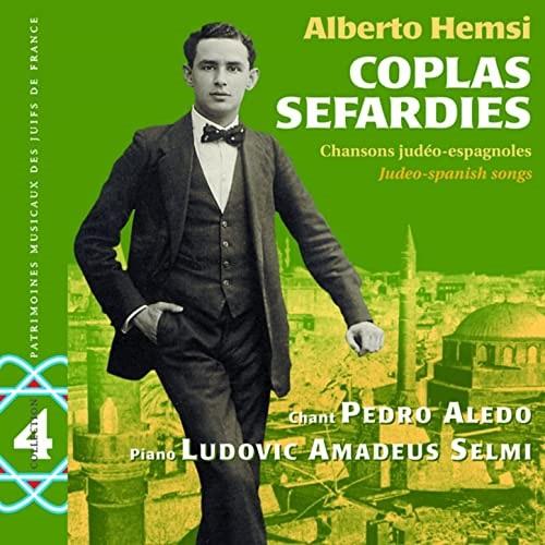 Alberto Hemsi / Coplas Sefardies