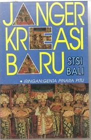 Janger Kreasi Baru STSI / Iringan: Genta Pinara Pitu