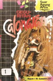 Geguritan / Calonarang