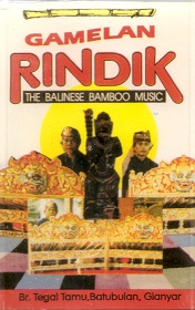 Gamelan Rindik / The Balinese Bamboo Music