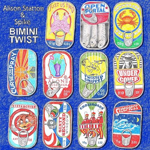 Alison Statton & Spike / Bimini Twist