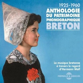 VA / Anthologie Du Patrimoine Phonographique Breton