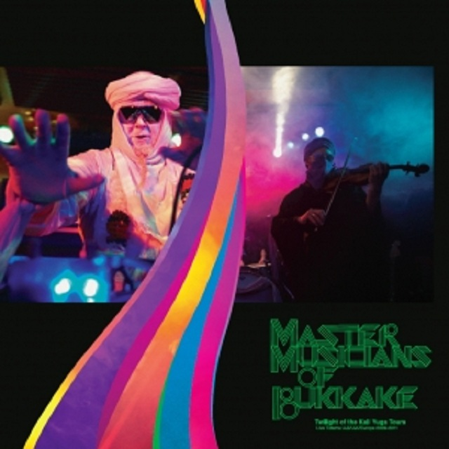 Master Musicians Of Bukkake / Twilight Of The Kali Yuga Tours - Live Totems 2009-2011