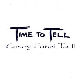 Cosey Fanni Tutti / Time To Tell