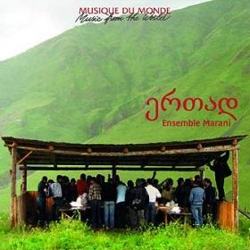 Ensemble Marani / Polyphonies de Georgie