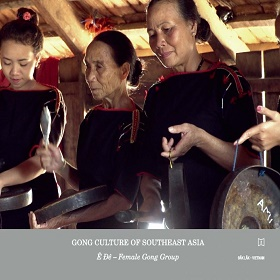 Yasuhiro Morinaga (森永泰弘) / Gong Culture of Southeast Asia vol.2 : Ede group, Vietnam