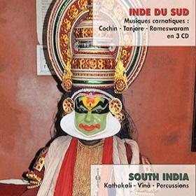 VA / Iide Du Sud Musiques Carnatiques Cochin - Tanjore - Rameswaram