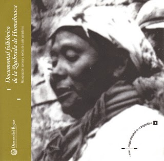 Leda Valladares / Documental Folklorico de La Luebrada de Humabuaca