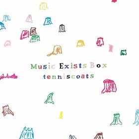 Tenniscoats (テニスコーツ) / Music Exists BOXセット