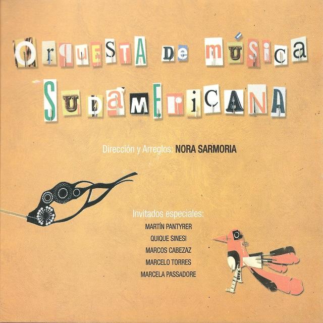 Orquesta De Musica Sudamericana / Orquesta