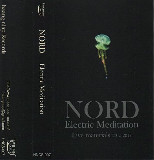 NORD / Electric Meditation -Live materials 2015-2017