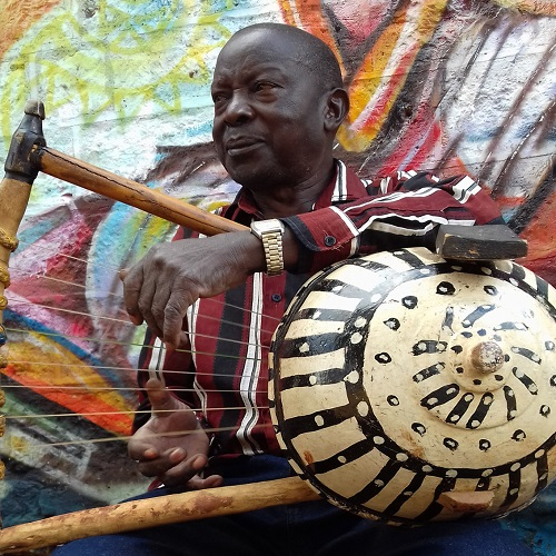 Oduor Nyagweno / Where I go, I am there.