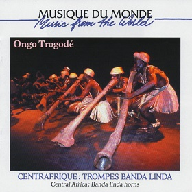 Ongo Trogode / Central Africa: Trompes Banda Linda