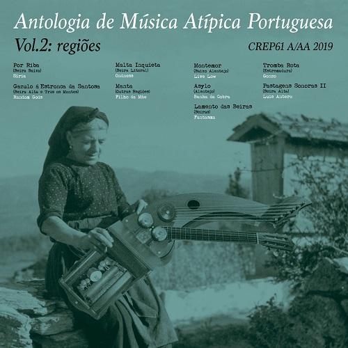 VA / Antologia de Musica Atipica Portuguesa Vol2