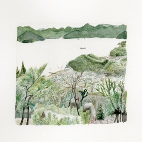 Rachael Dadd / Connected to the Rock / Archipelago