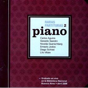 VA / Raras Partituras 2 Piano