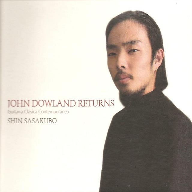 Shin Sasakubo / John Dowland Returns