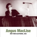 Angus MacLise / New York Electronic 1965